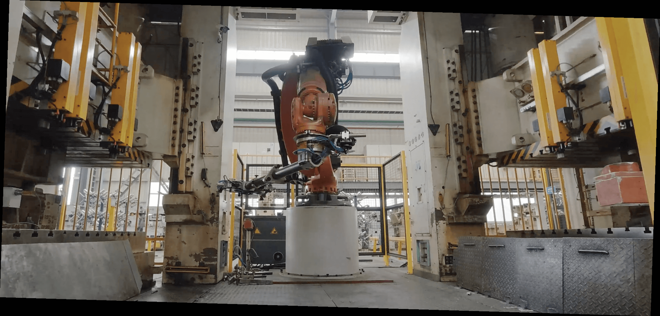 weben, the key to build your smart factory